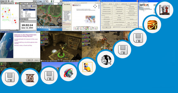 Software collection for 21 Century Gis Demo Software 70