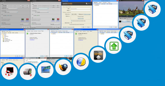Software collection for Kindle For Pc Portable App