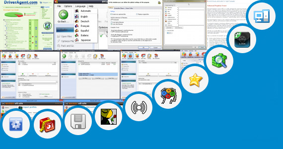 Software collection for Latest Networking Devices Ppt