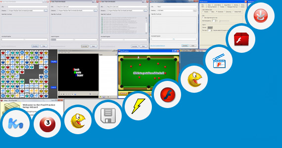 Software collection for Mago A Animated Flash Game Ver