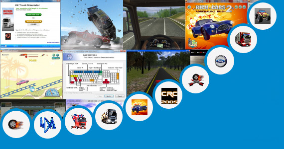 Software collection for Game Uaz 4x4 Off Road Drive