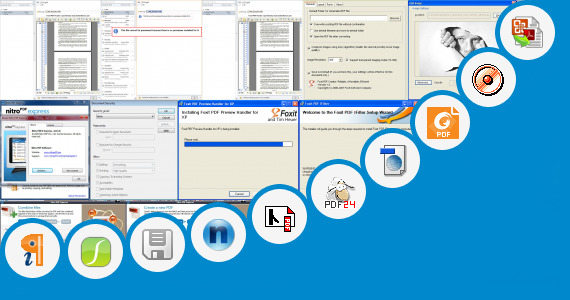 Foxit Online Provide more than 20 PDF tools