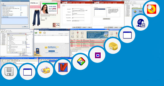 Software collection for Vb Net Check Email