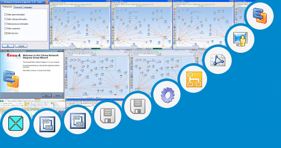 Software collection for Visio Network Symbol