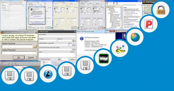 Press Pass Generator - S10 Password Vault and 89 more