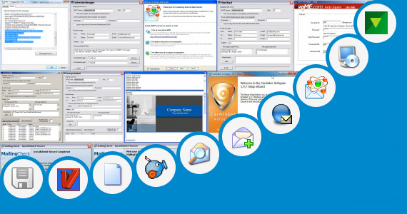 Software collection for Image Email Sender Software