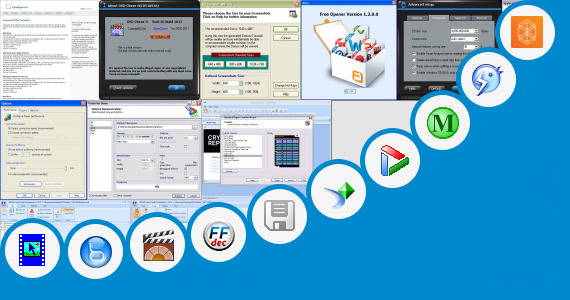 Software collection for Aplikasi Format Video Java
