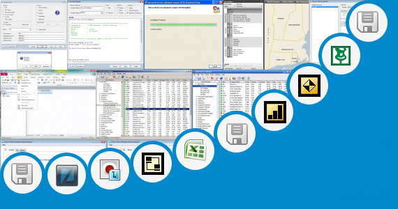 Microsoft Access 2010 Stock Market - Microsoft Access