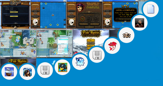 Software collection for Pirates Sea Dogs 2