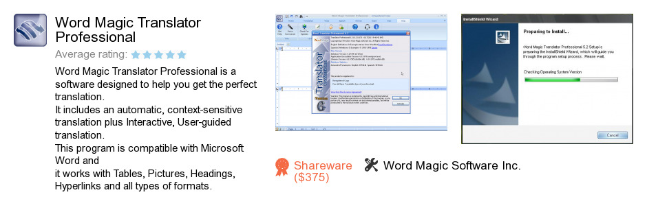 Word Magic Translator Professional