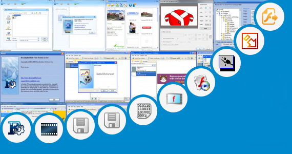 Software collection for Swf Extractor Trojan