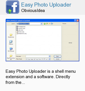 Easy Photo Uploader