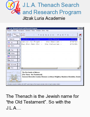 J.L.A. Thenach Search and Research Program