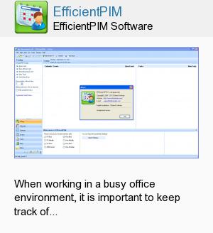 EfficientPIM