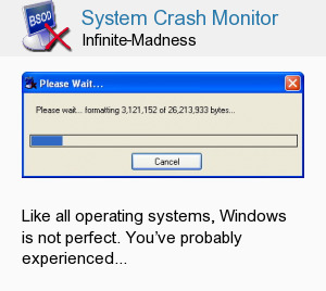 System Crash Monitor