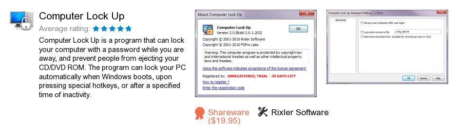 Computer Lock Up