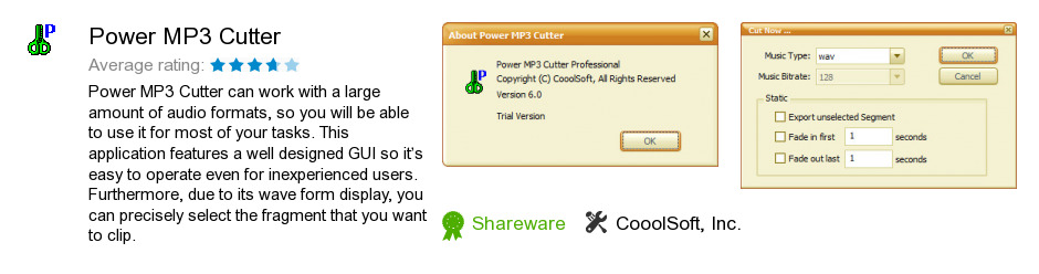 Power MP3 Cutter