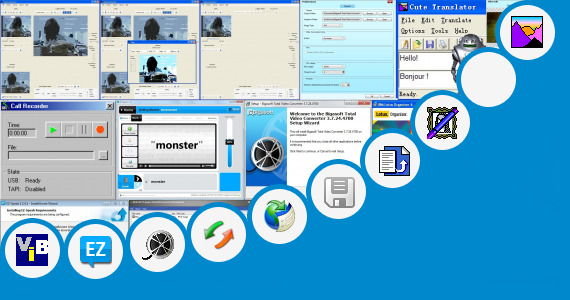 Software collection for English Conversation Free Cartoon