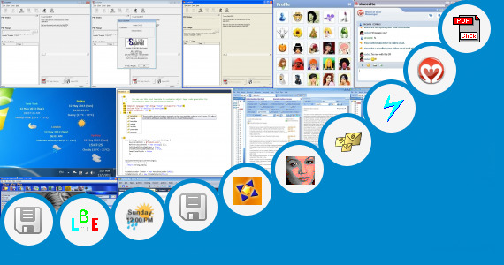Software collection for Font Member Snsd