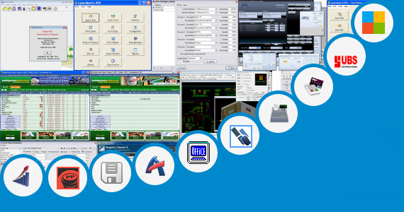 Software collection for Code Cash Point Blank 2012