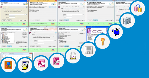 Software collection for Contoh Database Microsoft Access