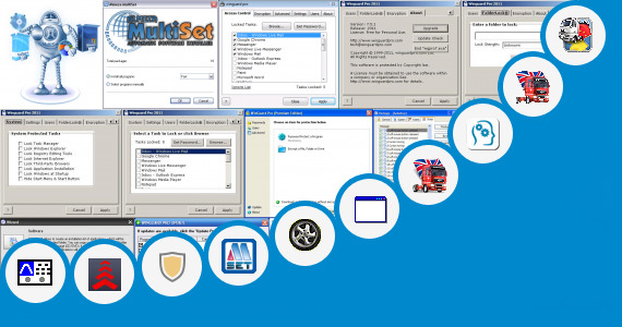 Software collection for Driving Simulator Setup Exe
