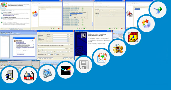 Software collection for Service Engineer Report Format