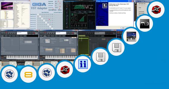 Software collection for Korg M1 Vst Full Free