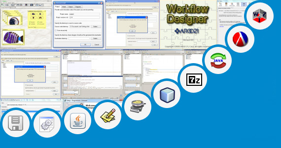 Software collection for Java Payroll System Source Code Gui
