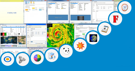 Software collection for Make A Fake Weather Forecast