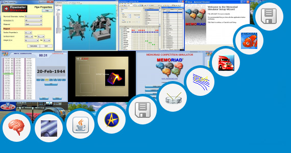 Software collection for Metal Casting Simulation