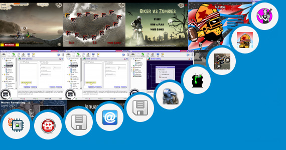 Software collection for Free Zombie Ddos Attack