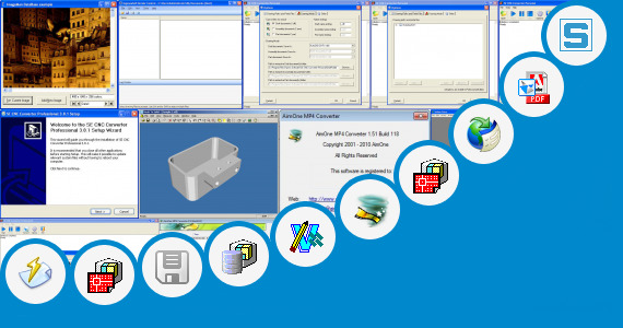 Software collection for Solid Edge St4 License File