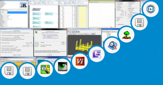 Software collection for Nrg File Viewer