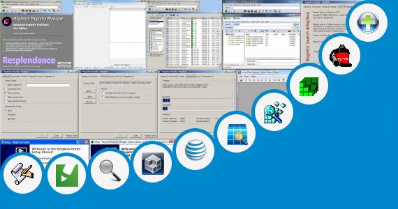 Software collection for Offline Registry Editor
