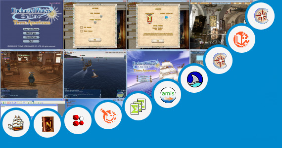 Software collection for Daisy Quest Reading Program