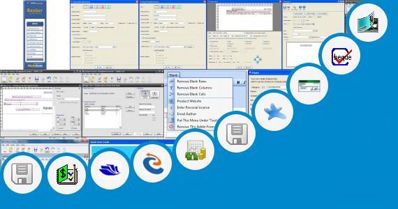 Software collection for Axis Bank Cheque Printing In Excel