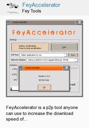 FeyAccelerator
