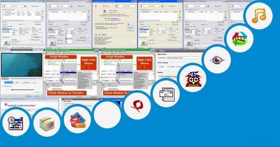 Software collection for Bangla Job Application Sample
