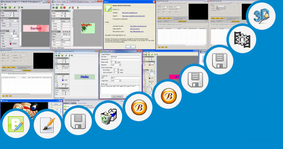 Download freeware flash banner creator free filecloudwith - Banner drucken freeware ...