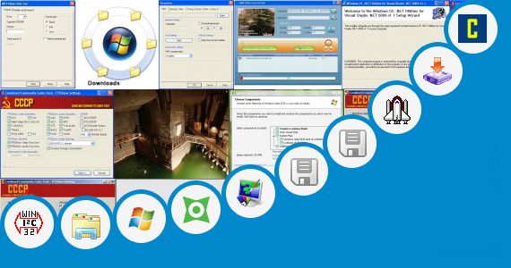 Software collection for Conax Utilities Pack
