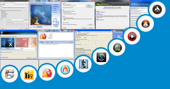Software collection for Ashampoo How To Create Bootable Dvd