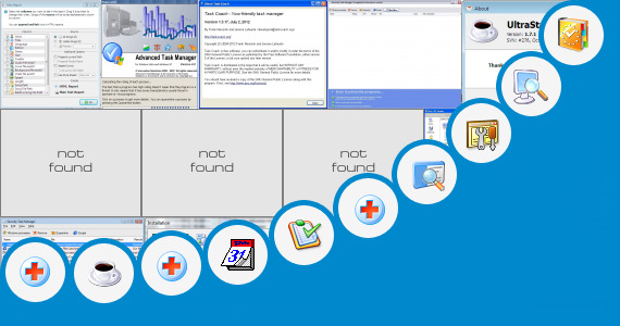 Win 98 task manager task coach and 89 more for Microsoft task launcher templates