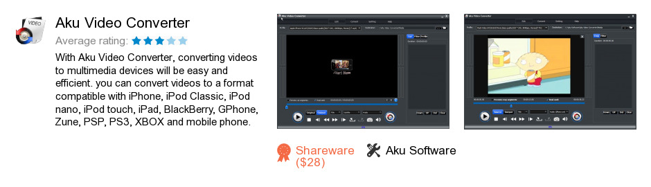 Aku Video Converter