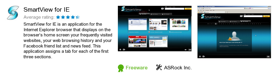 SmartView for IE