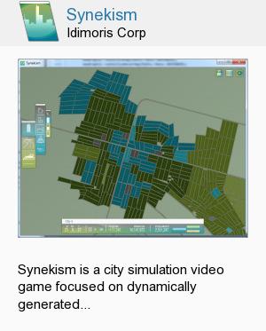 Synekism
