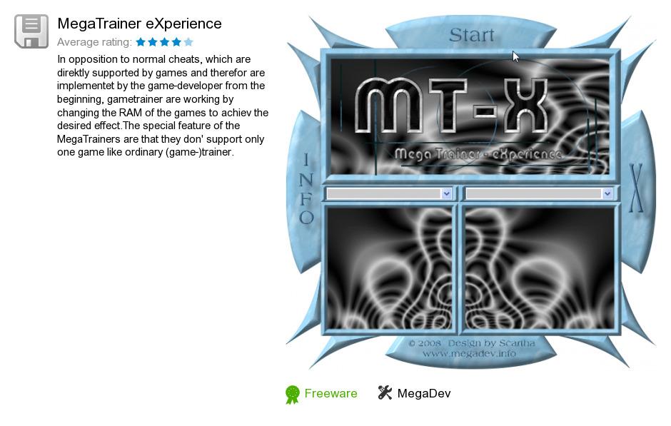 MegaTrainer eXperience