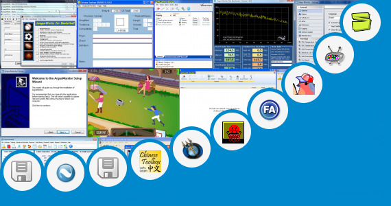 Software collection for Smart Sport 2 Izle