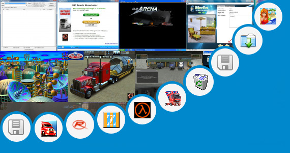 Software collection for Sim City 4 Mods Free