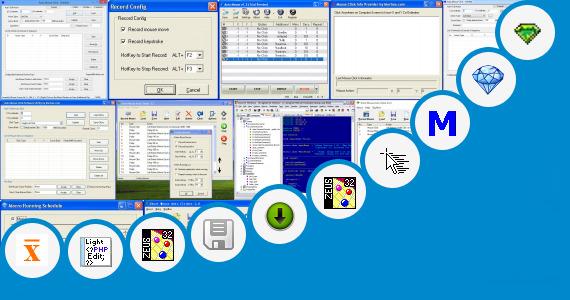Software collection for Ragnarok Auto Pots Macro Script